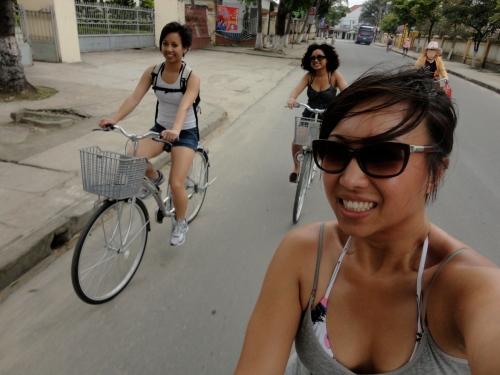 hoi an biking